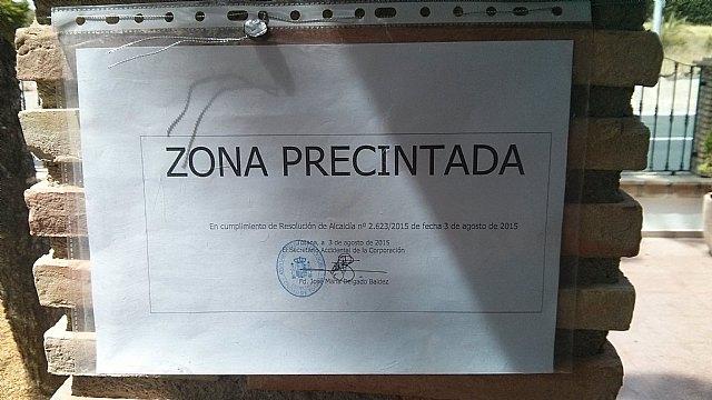 Comunicado del Restaurante Venta la Rata, Foto 1