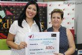 La Asociación de Profesionales del Coaching de la Región de Murcia colabora con 400 euros con las Enfermedades Raras - 5