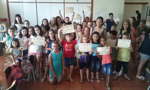 Finalizan las actividades desarrolladas por la Escuela de Tenis Kuore durante este curso y verano 2015, Foto 1