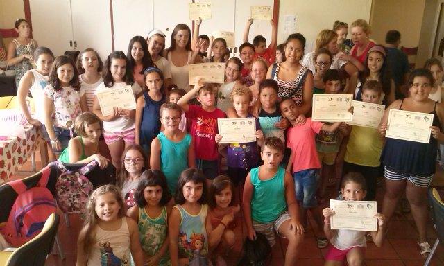 Finalizan las actividades desarrolladas por la Escuela de Tenis Kuore durante este curso y verano 2015, Foto 2