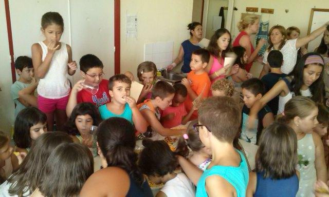Finalizan las actividades desarrolladas por la Escuela de Tenis Kuore durante este curso y verano 2015, Foto 3
