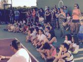 Finalizan las actividades desarrolladas por la Escuela de Tenis Kuore durante este curso y verano 2015 - 6