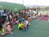 Finalizan las actividades desarrolladas por la Escuela de Tenis Kuore durante este curso y verano 2015 - 8
