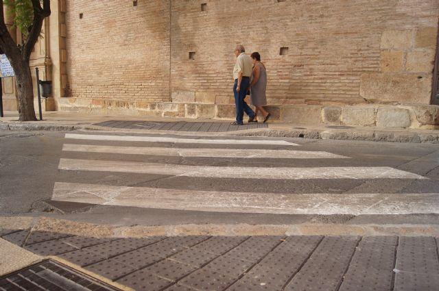 Finalizan las obras de accesibilidad para que las personas con movilidad reducida puedan conocer los monumentos turísticos del centro histórico, Foto 1
