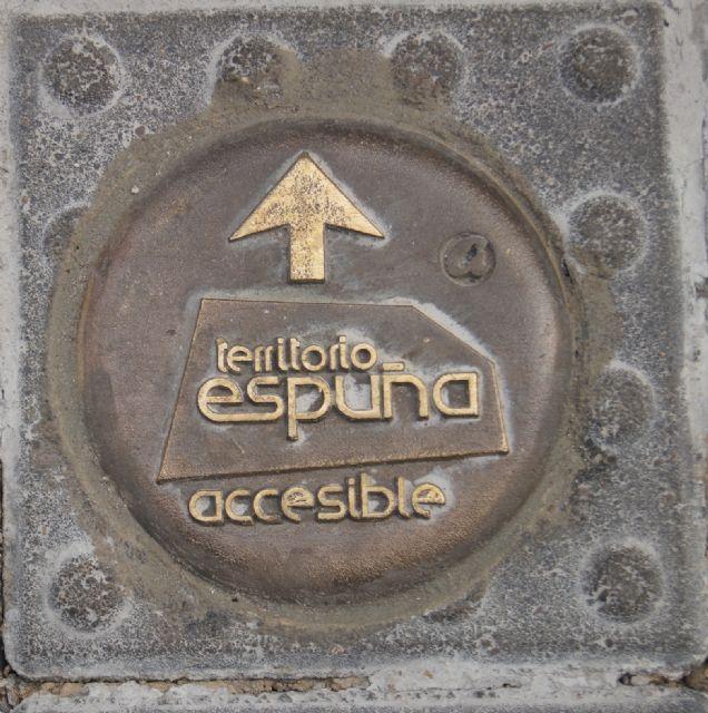 Finalizan las obras de accesibilidad para que las personas con movilidad reducida puedan conocer los monumentos turísticos del centro histórico, Foto 3
