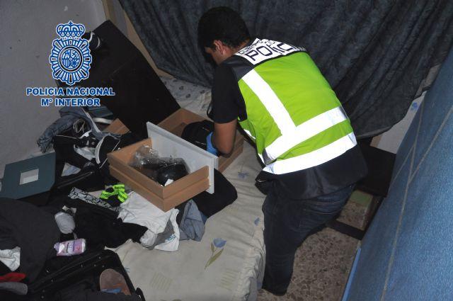 Despliegue de la Policía Nacional contra la explotación sexual de personas, Foto 1