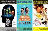 El Cine de Verano continúa este mes de agosto en el Auditorio Municipal