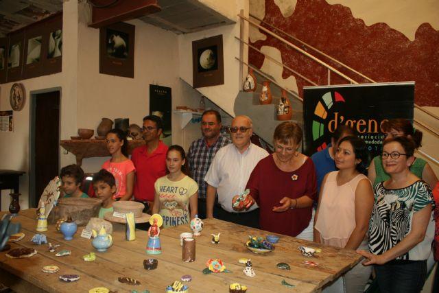Durante los meses de agosto y septiembre Bellón Alfareros acoge una exposición, Foto 2