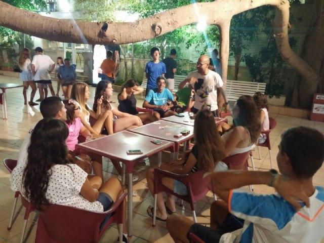 Finaliza el Stage de Verano organizado por el Club de Tenis Totana - 3