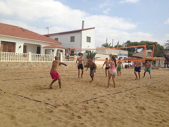 Finaliza el Stage de Verano organizado por el Club de Tenis Totana - 22