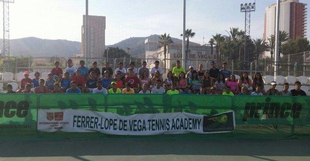 Finaliza el Stage de Verano organizado por el Club de Tenis Totana - 30