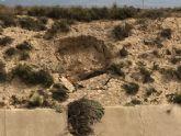 El alcalde advierte del peligro que existe de inundación en el núcleo rural de Las Ventas y el Camino Real por una embocadura abierta en el Canal de El Paretón si la CHS no toma medidas - 11