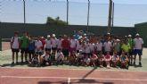 Finaliza el Stage de Verano organizado por el Club de Tenis Totana - 34
