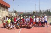 Finaliza el Stage de Verano organizado por el Club de Tenis Totana - 35
