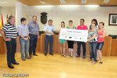 El EVA-13 entrega a D´genes y AELIP 2.558 euros recaudados en la carrera Dragon Challenge - 19