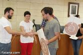 Una treintena de voluntarios han participado en el II Campo de Trabajo Arqueológico en el Yacimiento de Las Cabezuelas - 19