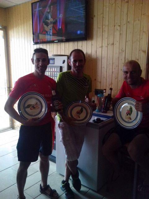 Dos segundos puestos para los ciclistas del CC Santa Eulalia en Arboleas, Foto 1