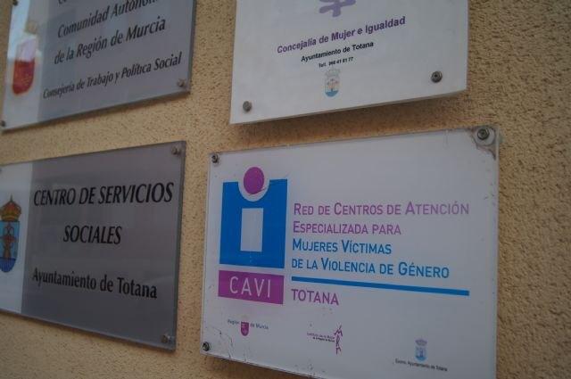 El CAVI atiende este año en Totana 35 casos nuevos de mujeres del más de centenar de intervenciones, Foto 1