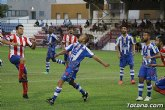 El Olímpico de Totana y el Lorca Deportiva CF empataron a 1 en el partido de pretemporada 2015/16