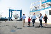 El Club de Regatas ampl�a sus instalaciones con una marina seca pionera en la Regi�n de Murcia