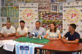 Presentaci�n oficial del nuevo trofeo Alcaldesa de �guilas