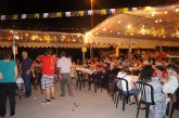 Continúa el calendario de festejos en barrios y pedanías de Totana programado para este verano 2015