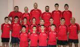 Comienzan las actividades del Club Totana TM para la temporada 2015-2016