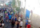 Dos totaneros participaron en la XXXI Carrera Popular Ciudad de Mojácar