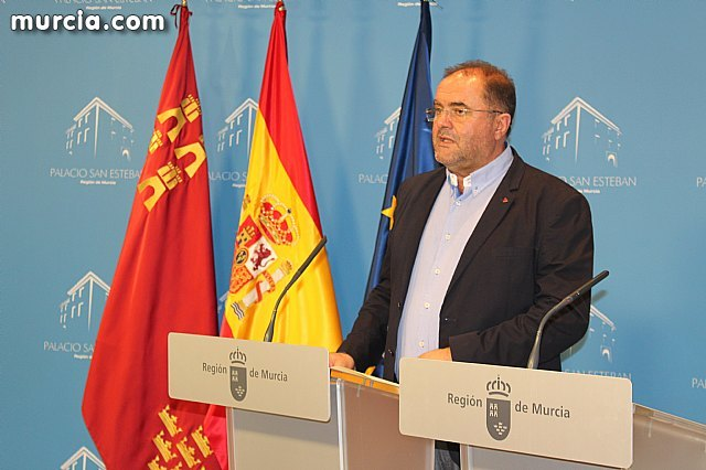 El alcalde continuará la ronda de reuniones con los miembros del Gobierno regional a partir de este mes de septiembre, Foto 2