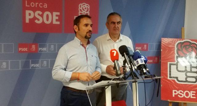 El PSOE presenta enmiendas para inyectar 200 millones de euros en Lorca y el Guadalentín, Foto 1