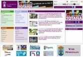 El Dossier de Prensa y la Agenda del Alcalde son las secciones que más llaman la atención de los usuarios en la web del ayuntamiento