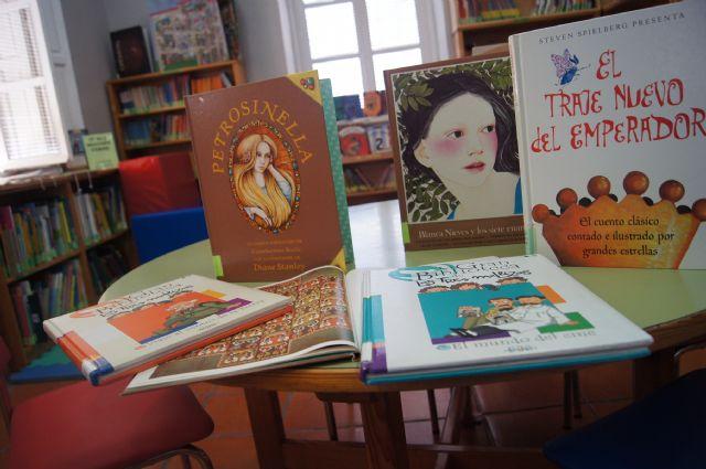 Cultura elabora el nuevo programa de Animación a la Lectura dirigido a los centros docentes, Foto 2