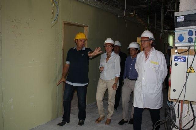 Sanidad invierte casi 20 millones en mejorar las infraestructuras del Área de Salud III-Lorca, Foto 1