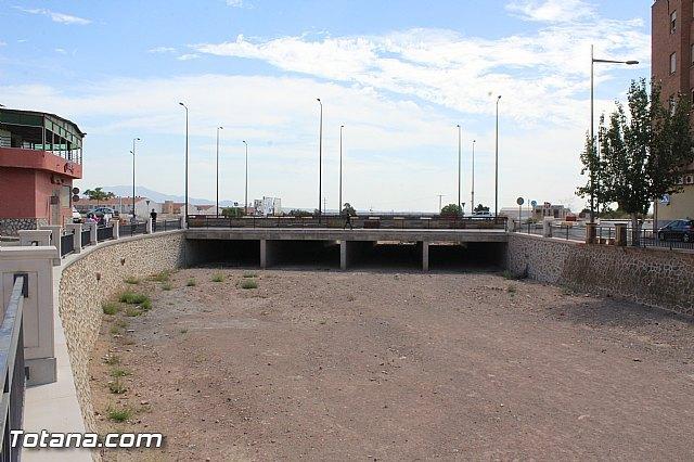 El alcalde hace un balance provisional del coste de las obras del Puente de la Kabuki, Foto 1