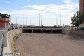 El alcalde hace un balance provisional del coste de las obras del Puente de la Kabuki