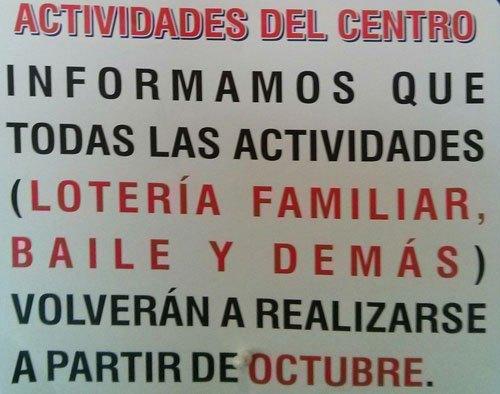Las elecciones al Consejo de Dirección del Centro Municipal de Personas Mayores tendrán lugar el 25 de septiembre, Foto 2