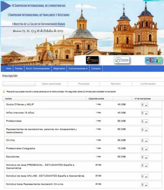 Ampliado hasta el 30 de septiembre incluido el plazo de solicitud de becas para el VIII Congreso Nacional de Enfermedades Raras, Foto 1