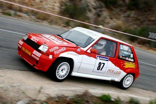 El equipo totanero formado por Pedro Gonzalez y Dani López participarán en el Rallysprint Campo López, Foto 1