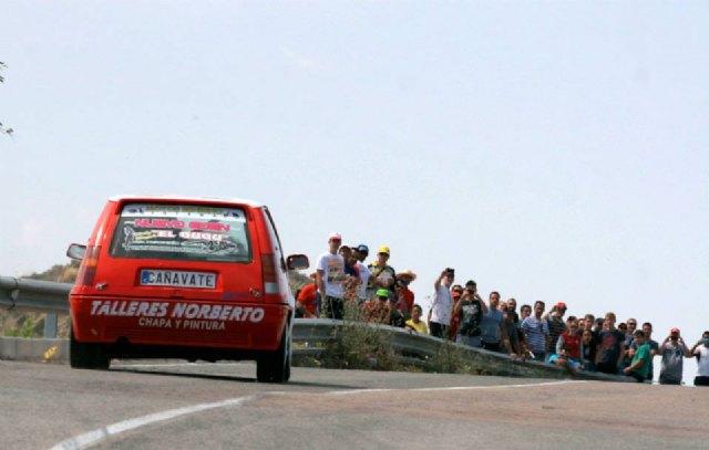 El equipo totanero formado por Pedro Gonzalez y Dani López participarán en el Rallysprint Campo López, Foto 2