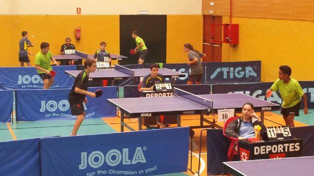 XVII torneo 24 horas de Rivas Vaciamadrid de Tenis de Mesa, Foto 1