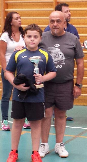 XVII torneo 24 horas de Rivas Vaciamadrid de Tenis de Mesa, Foto 3