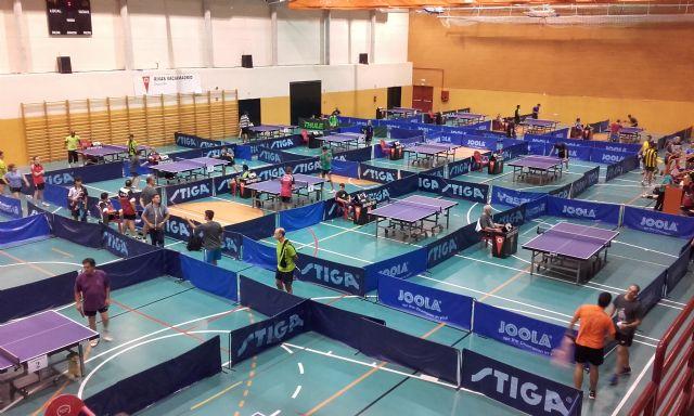 XVII torneo 24 horas de Rivas Vaciamadrid de Tenis de Mesa, Foto 6