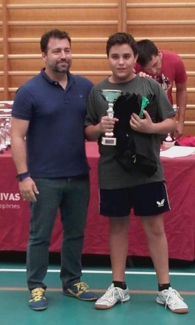 XVII torneo 24 horas de Rivas Vaciamadrid de Tenis de Mesa, Foto 4