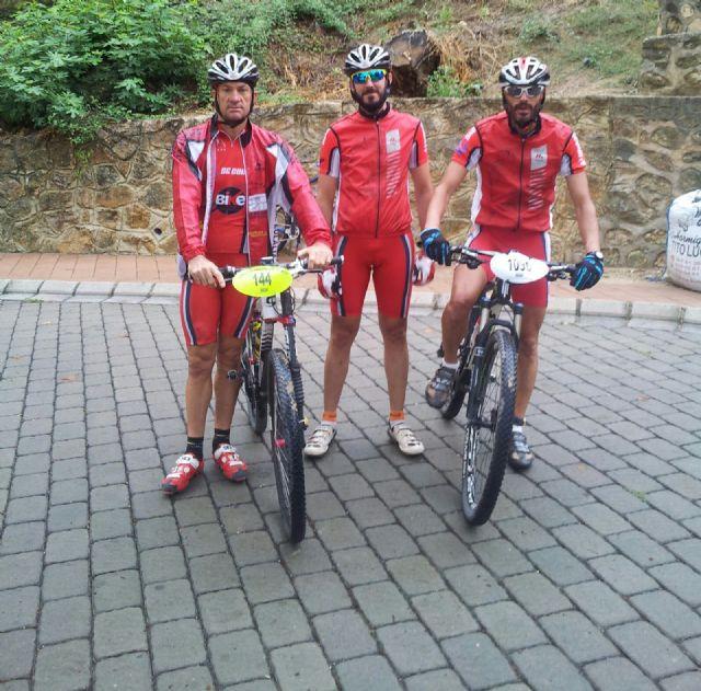 Tres nuevos podiums para el CC Santa Eulalia, Foto 1