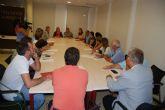 La consejera Violante Tom�s se compromete a mantener los servicios para personas con discapacidad intelectual en Mazarr�n