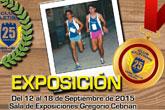 El Club Atletismo Totana organiza una exposición fotográfica con motivo de su 25 aniversario