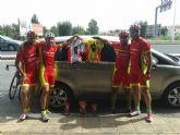 Cuatro nuevos podiums para el CC Santa Eulalia