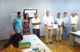 González Tovar: La construcción de plantas fotovoltaicas en las desalinizadoras para abaratar el precio del agua haría que nuestra agricultura fuese más competitiva