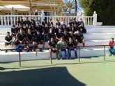 Comienza la Escuela de Rugby del Club de Rugby de Totana