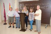 El ayuntamiento hace entrega de las subvenciones a las asociaciones culturales de Semana Santa